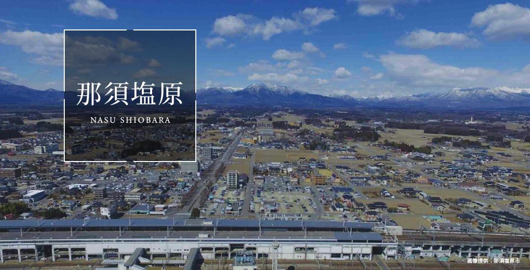 那須塩原駅周辺地区都市再生整備計画策定にかかわる調査検討業務委託